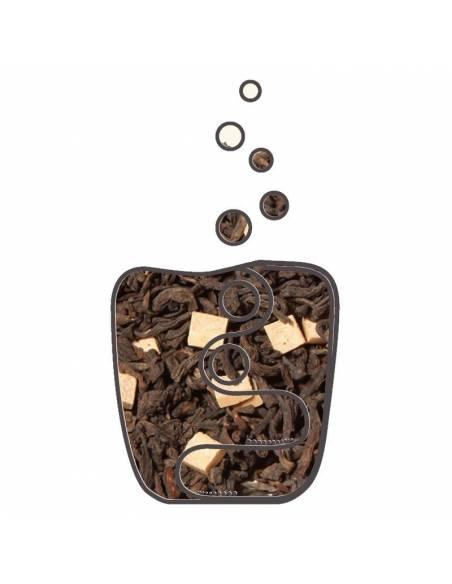 Té Pu-Erh Caramelo Toffee