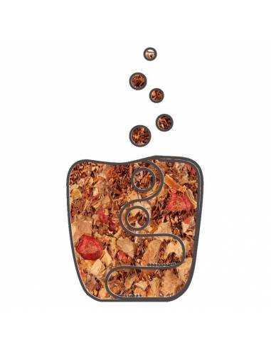Infusión rooibos Cranberry Arándanos