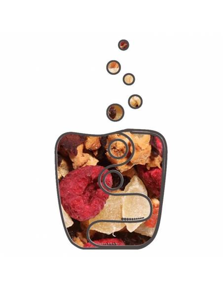Comprar infusión Fresa y Frambuesa