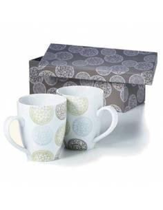 Set tazas para té Lina