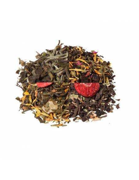 Pack de tés aromatizados