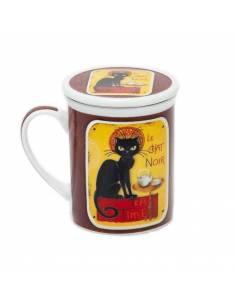 Mug tapa Le Chat Noir