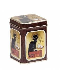 Latas para té Le Chat Noir 100gr