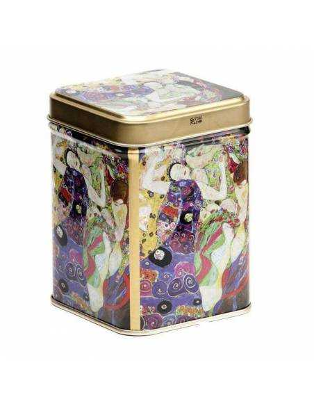 Lata para té Klimt La Virgen