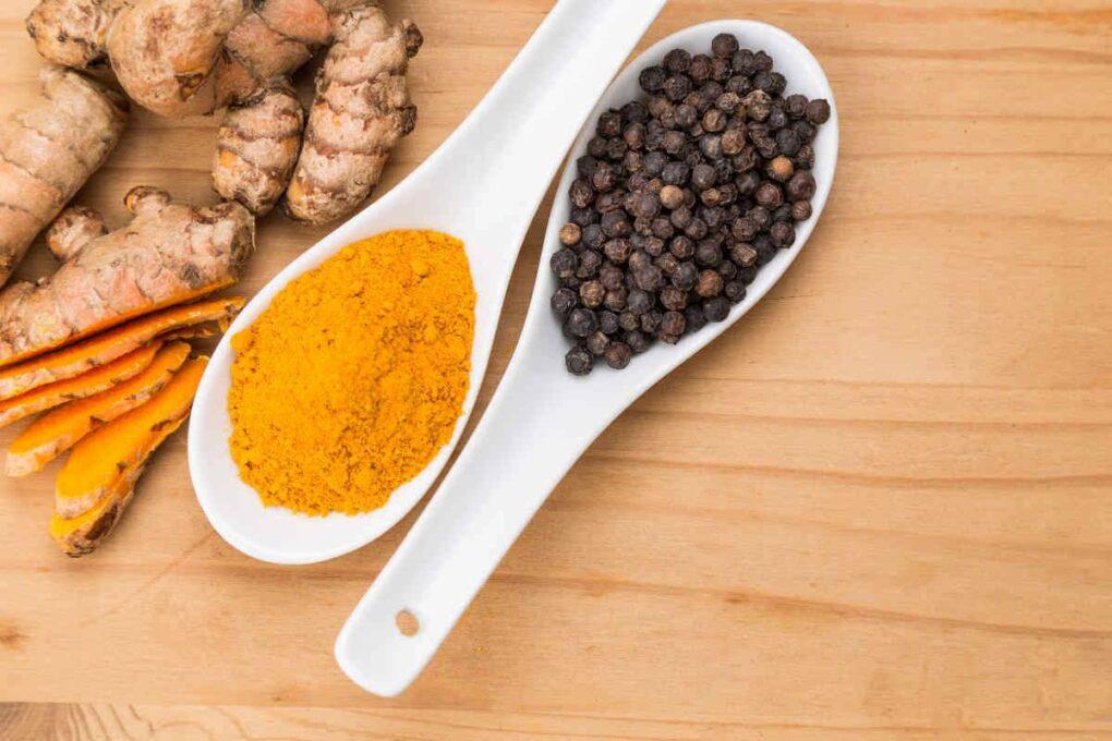 Perder peso con el té de jengibre y pimienta negra