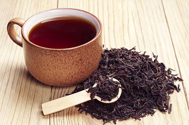 Tipos de tés negros